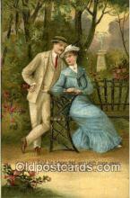 rom001007 - Romance Postcard Postcards