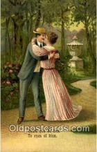 rom001010 - Romance Postcard Postcards