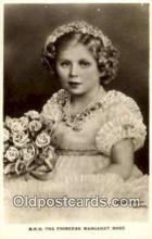 roy001011 - Princess Margaret Rose British Royalty Postcard Postcards