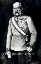 roy001031 - Kaiser Franz Joseph I British Royalty Postcard Postcards