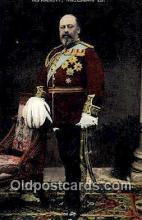 roy001047 - King Edward VII British Royalty Postcard Postcards