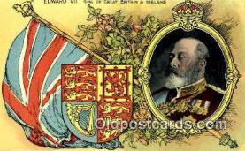 roy001062 - Edward VII British Royalty Postcard Postcards