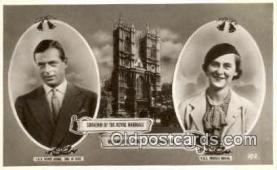 roy001081 - Prince George & Princess Marina British Royalty Postcard Postcards