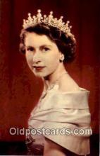 roy001090 - Queen Elizabeth II Royalty Postcard Postcards