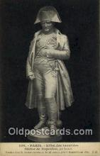 roy001091 - Statue of Napoleon Royalty Postcard Postcards