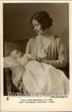 roy001107 - Duchess of York, Princess Margaret Rose Royalty Postcard Postcards