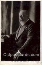 roy001109 - King Edward VII Royalty Postcard Postcards