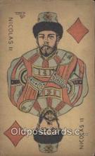 Pion, Nicolas II