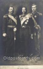 roy050023 - Nicolas II, Empereur De Russie Misc. Royalty & Leaders Postcard Postcards