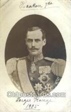 roy050026 - Hange 1905 Misc. Royalty & Leaders Postcard Postcards