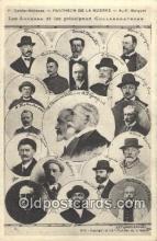 roy050048 - Pantheon De la Guerre Misc. Royalty & Leaders Postcard Postcards
