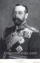 roy050050 - S.M. Georges V Misc. Royalty & Leaders Postcard Postcards
