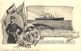 roy050061 - Verlag V. W. Sander Misc. Royalty & Leaders Postcard Postcards