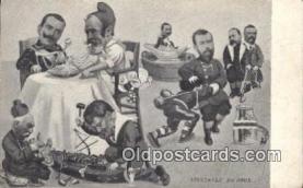 roy050064 - Spectacle Du Jour Misc. Royalty & Leaders Postcard Postcards