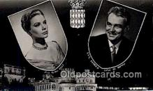 roy050077 - Miss Grace Kelly, S.A.S. Rainer III Misc. Royalty & Leaders Postcard Postcards
