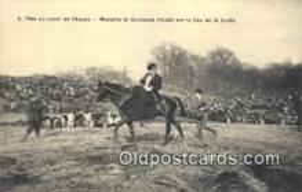 roy050078 - Madame la Duchesse d'Uzes Misc. Royalty & Leaders Postcard Postcards