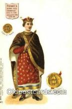 roy100004 - Henry II Kings & Queens of England,  Raphael Tuck & Sons Series 616, Postcard Postcards