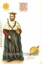 roy100011 - Edward II Kings & Queens of England,  Raphael Tuck & Sons Series 616, Postcard Postcards