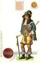 roy100014 - Charles II Kings & Queens of England,  Raphael Tuck & Sons Series 616, Postcard Postcards