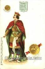 roy100015 - Henry I Kings & Queens of England,  Raphael Tuck & Sons Series 616, Postcard Postcards