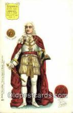 roy100016 - George II  Kings & Queens of England,  Raphael Tuck & Sons Series 616, Postcard Postcards
