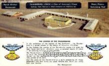 rts001001 - Thunderbird Lodge, Gallup, NM, USA Route 66, RT. 66, Postcard, Postcards