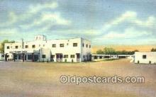rts001009 - Casa Grande Lodge, Albuquerque, NM, USA Route 66, RT. 66, Postcard, Postcards
