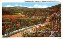 rts001076 - Route 66 Postcard