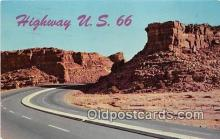 rts001095 - Route 66 Post card