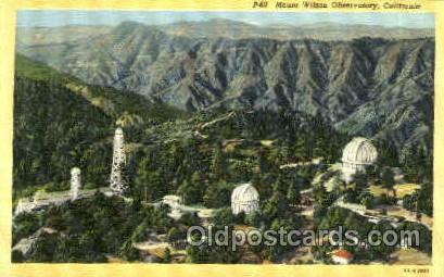 Mt. Wilson CA