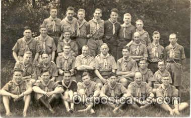 sct000006 - Scout Scouts Postcard Postcards