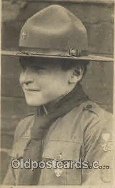 sct000105 - Boy & Girl Scouts, Scout, Scouting, Postcard Postcards
