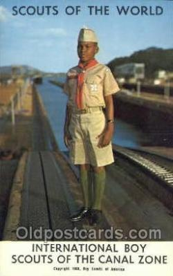 Boy Scouts of Canal Zone