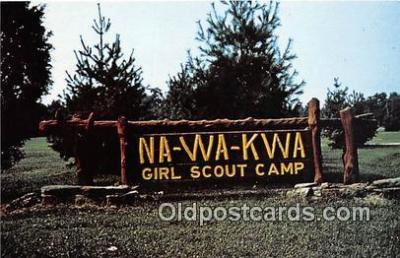 Na Wa Kwa Girl Scout Camp
