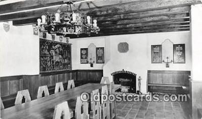 Baden Powell Room