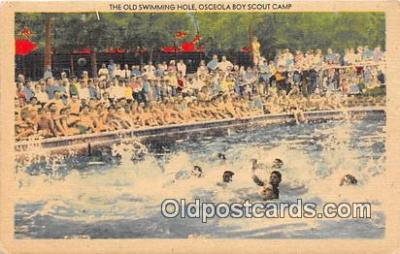 Old Swimming Hole, Osceola Boy Scout Camp