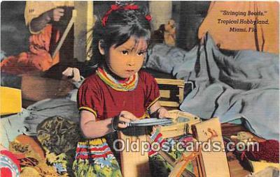 sem000023 - Seminole Indians Postcard