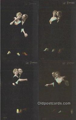Fadeaway, Le Tango Set