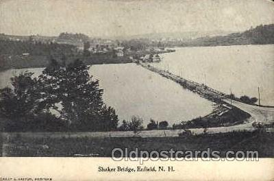 sha001013 - Enfield, NH USA Shaker Postcard Postcards