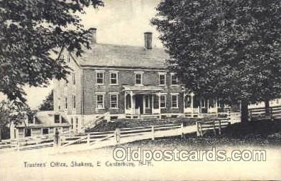 sha001020 - East Canterbury, New Hampshire Shaker Postcard Postcards
