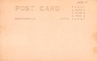 sha050007 - Shaker Postcard Columbia County, NY New Lebanon, New York USA, Old Vintage Antique  back