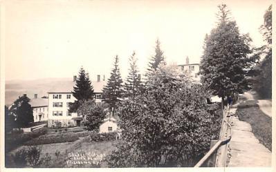 sha050009 - Shaker Postcard Columbia County, NY New Lebanon, New York USA, Old Vintage Antique