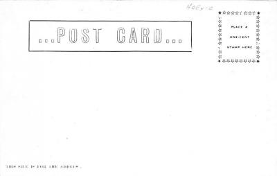 sha050031 - Shaker Postcard Mt. Lebanon, New York USA, Old Vintage Antique  back