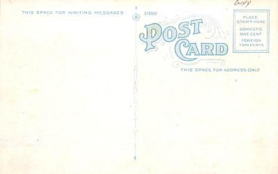 sha050063 - Shaker Columbia County, Postcard Mount Lebanon, New York USA, Old Vintage Antique  back
