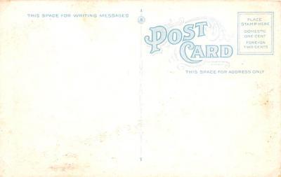 sha050067 - Shaker Columbia County, Postcard Mount Lebanon, New York USA, Old Vintage Antique  back