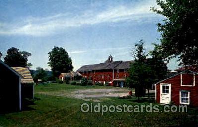 sha100020 - Museum, Old Chatham, New York, USA Shaker, Shakers, Postcard Postcards