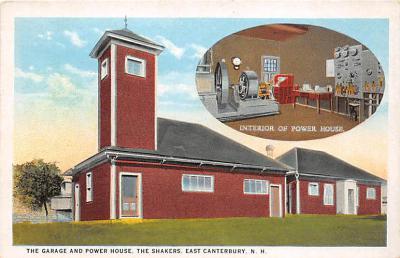 sha200149 - Old Vintage Shaker Post Card
