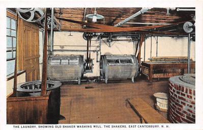 sha200165 - Old Vintage Shaker Post Card