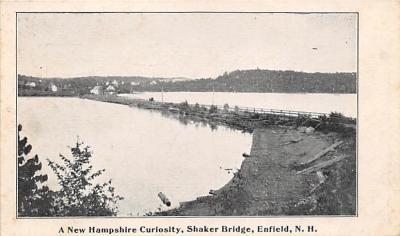 sha300027 - Old Vintage Shaker Post Card