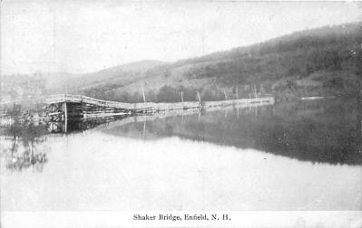 sha300044 - Old Vintage Shaker Post Card